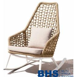 Rocking armchair KOSS
