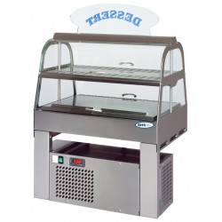 Refrigerated display case Loire Cold Inox