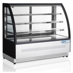 Refrigerated display counters LPD1500C-P