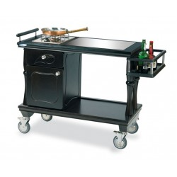 MAIA F/1 with one gas burner