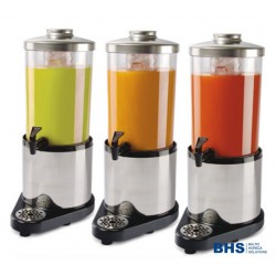 Mini juice dispenser
