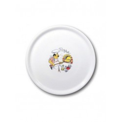 Plate for pizza D-33 cm 5