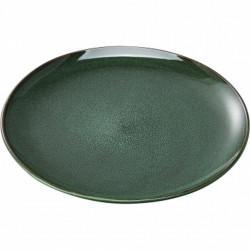 Plate 200 mm green