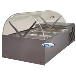 Refrigerated top counter RHEIN 1000
