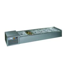 Refrigerated top counter RHEIN 1400