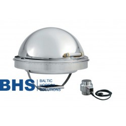 Built in chafing dish round RT11