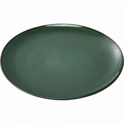Plate 260 mm green