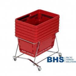 Stacker for AIRPORT baskets