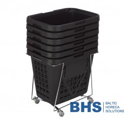 Stacker for XXL baskets
