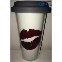 Thermo mug Kiss 350 ml