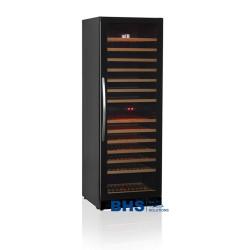 Wine cooler 350 liters with 2 zones