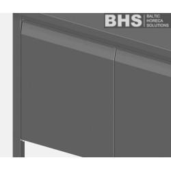 Stainless steel shutting doors