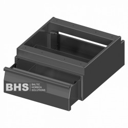 Drawer for coffee grinder