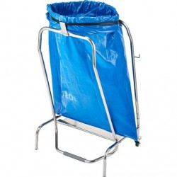 Waste bag stand