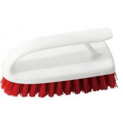Cleaning brush - red