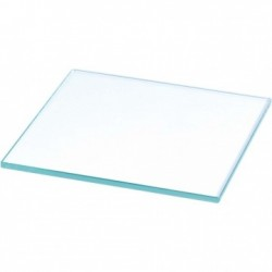 Glass shelf 250x250 mm