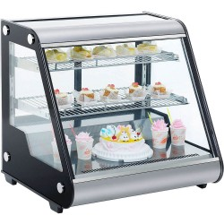 Refrigerated display cabinet 120 l