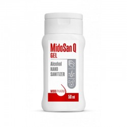 MidoSan Q GEL - hand desinfector, 50ml