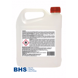 VIRUDES disinfectant for hand and surfaces 4l