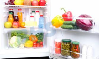 Protsessid, mis toimuvad koos külmkapis olevate toodetega
