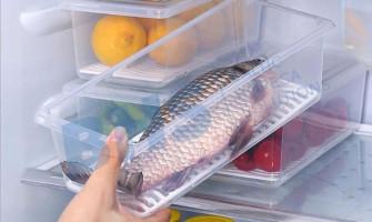 Nõud toidu külmkapis hoidmiseks